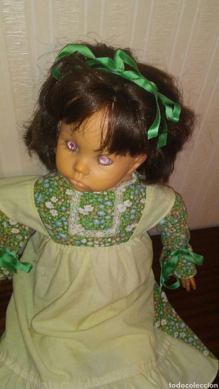 Muñecas Españolas Modernas: Preciosa muñeca de la marca DAZUCAR taller de muñecas ,mide 63cent(ver fotos y descripcion) - Foto 15 - 196223997