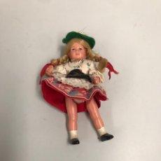 Bonecas Espanholas Modernas: MUÑECA DE CELULOIDE ANTIGUA. Lote 198111670