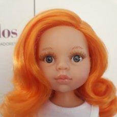 Muñecas Españolas Modernas: MUÑECA SUSANA CON PIJAMA DE PAOLA REINA. TAMAÑO LESLY. Lote 199037178