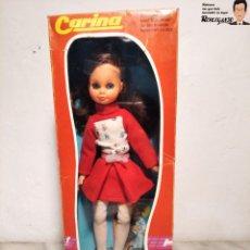 Muñecas Españolas Modernas: MUÑECA CARINA (MARCA VICMA) - MADE IN SPAIN - CON CAJA ORIGINAL - AÑOS 70. Lote 200857895