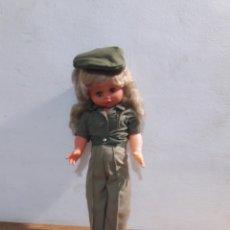 Bonecas Espanholas Modernas: MUÑECA SOLDADO A IDENTIFICAR. Lote 202034835