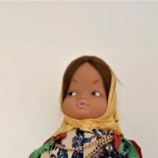 Muñecas Españolas Modernas: MUÑECAS DE DE TRAJES REGIONALES. Lote 202303375