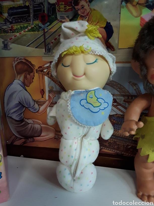 Muñecas Españolas Modernas: Lote de 4 muñecas y muñecos antiguos - Foto 4 - 203615883