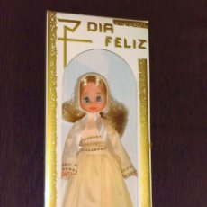 Muñecas Españolas Modernas: MUÑECA MANIQUÍ NELY COMUNION - DIA FELIZ - LA HERMANITA DE LISSI.. Lote 146035229