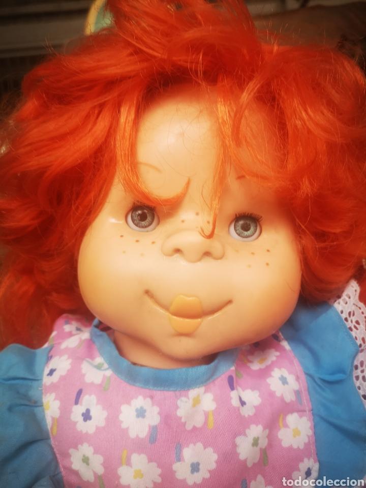 Muñecas Españolas Modernas: Preciosa muñeca Pocas Pecas,de Feber,año 1992,de gran tamaño - Foto 2 - 204538923