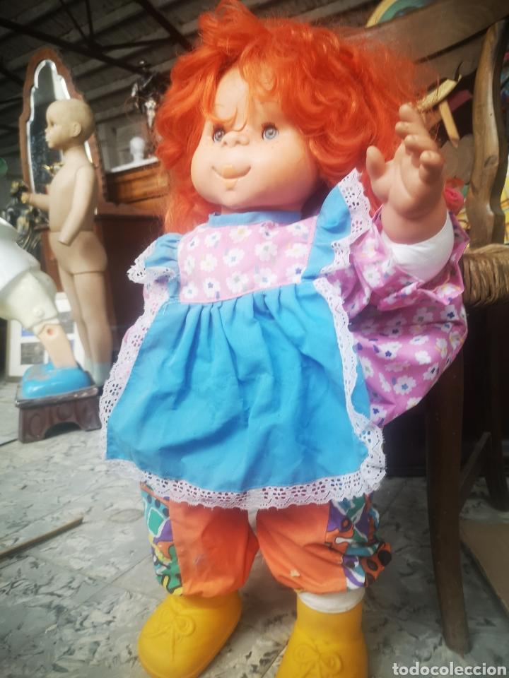 Muñecas Españolas Modernas: Preciosa muñeca Pocas Pecas,de Feber,año 1992,de gran tamaño - Foto 3 - 204538923