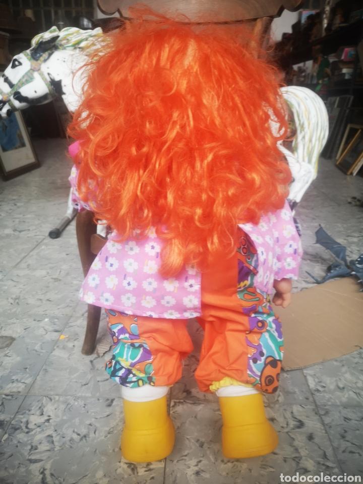 Muñecas Españolas Modernas: Preciosa muñeca Pocas Pecas,de Feber,año 1992,de gran tamaño - Foto 4 - 204538923