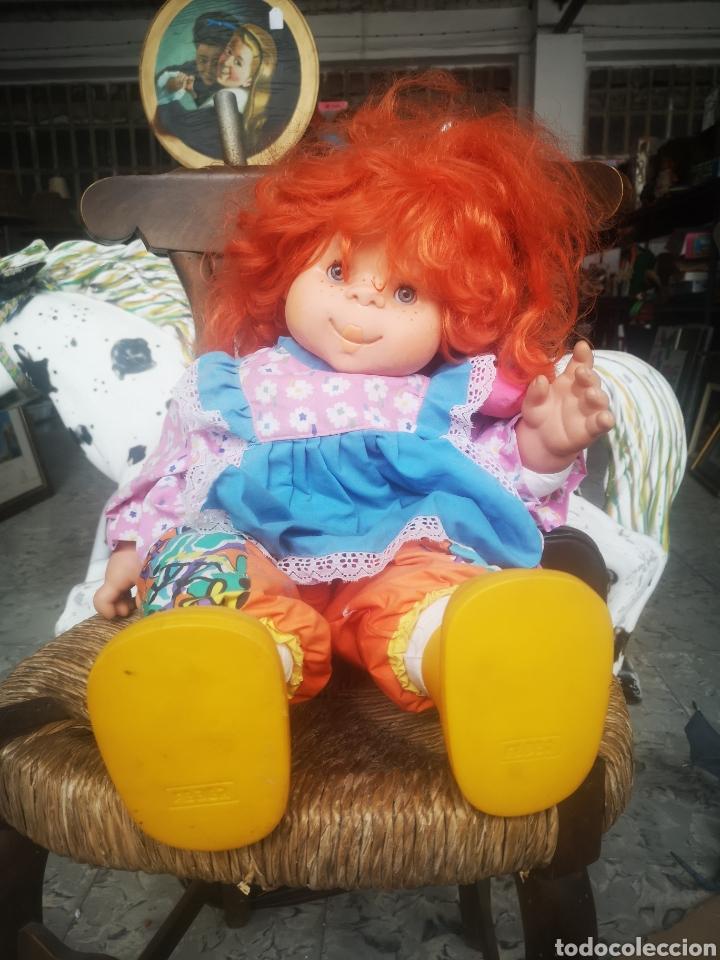 Muñecas Españolas Modernas: Preciosa muñeca Pocas Pecas,de Feber,año 1992,de gran tamaño - Foto 5 - 204538923