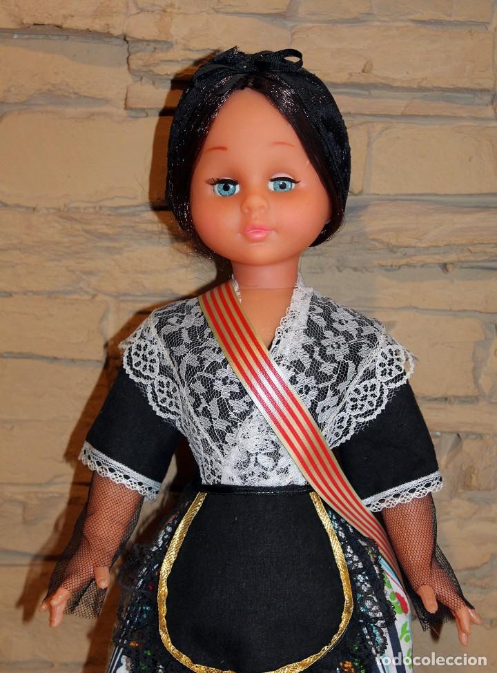Muñecas Españolas Modernas: ANTIGUA MUÑECA ASELA NICOL, DE JUBER - NUEVA Y EN SU CAJA ORIGINAL - A ESTRENAR - 48cm - Foto 5 - 207197720