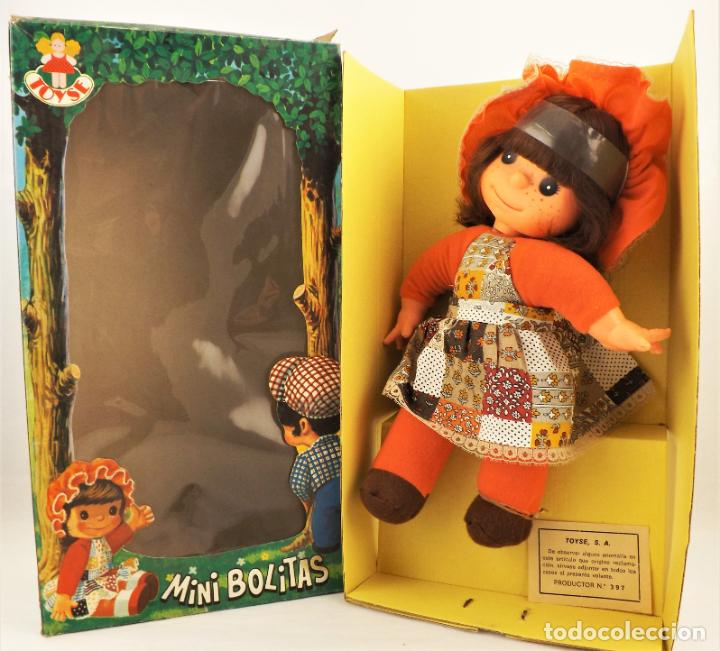 Muñecas Españolas Modernas: Toyse Muñeca Mini Bolitas - Foto 2 - 208239816