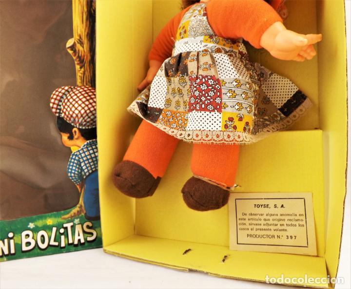 Muñecas Españolas Modernas: Toyse Muñeca Mini Bolitas - Foto 4 - 208239816