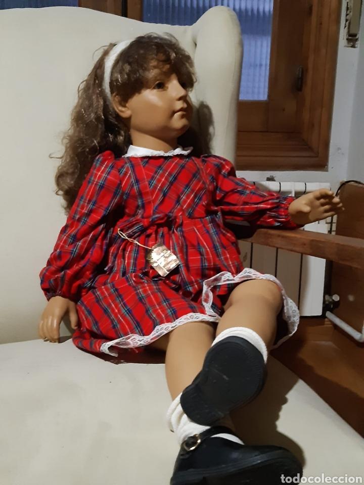 Muñecas Españolas Modernas: Preciosa muñeca realista 80 cm Danton Jos - Foto 2 - 244869965