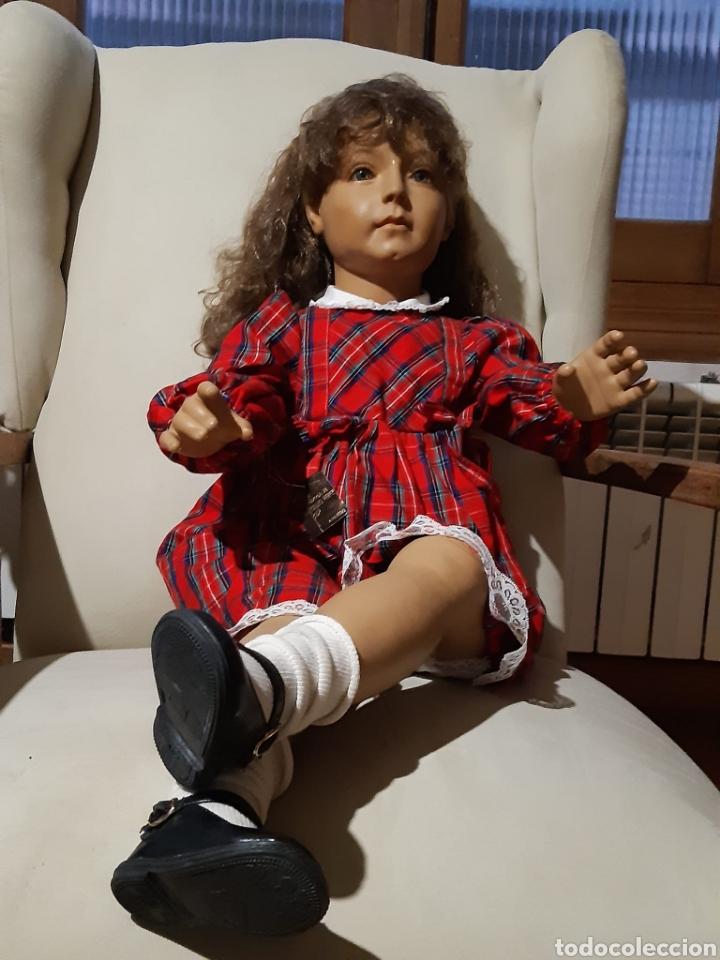 Muñecas Españolas Modernas: Preciosa muñeca realista 80 cm Danton Jos - Foto 3 - 244869965
