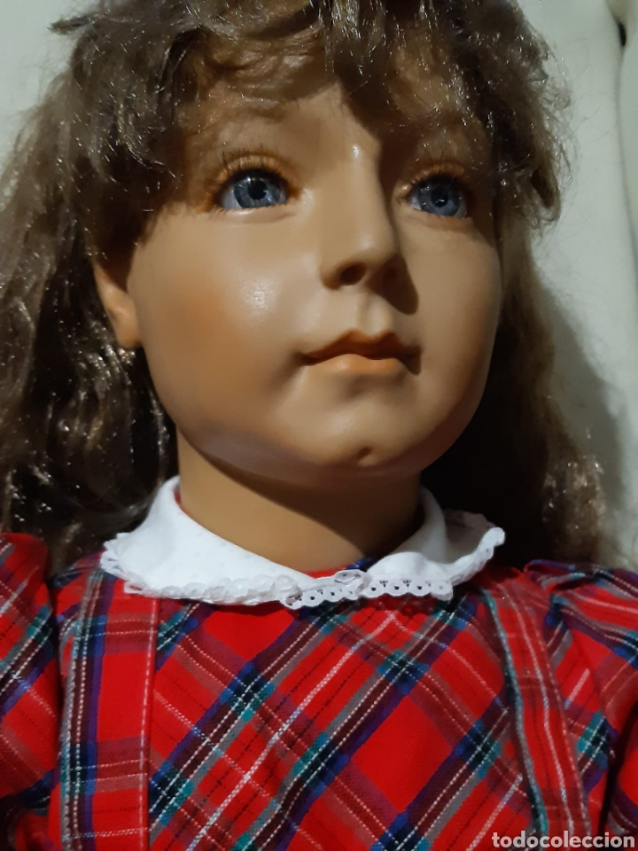 Muñecas Españolas Modernas: Preciosa muñeca realista 80 cm Danton Jos - Foto 4 - 244869965