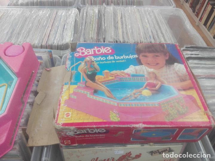 BAÑO DE BURBUJAS BARBIE (Juguetes - Otras Muñecas Españolas Modernas)