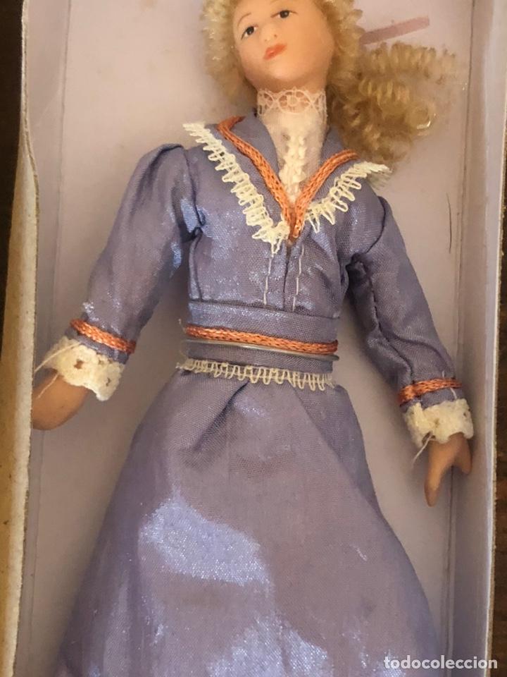 Muñecas Españolas Modernas: Muñeca de porcelana Del Prado - Foto 4 - 209686626