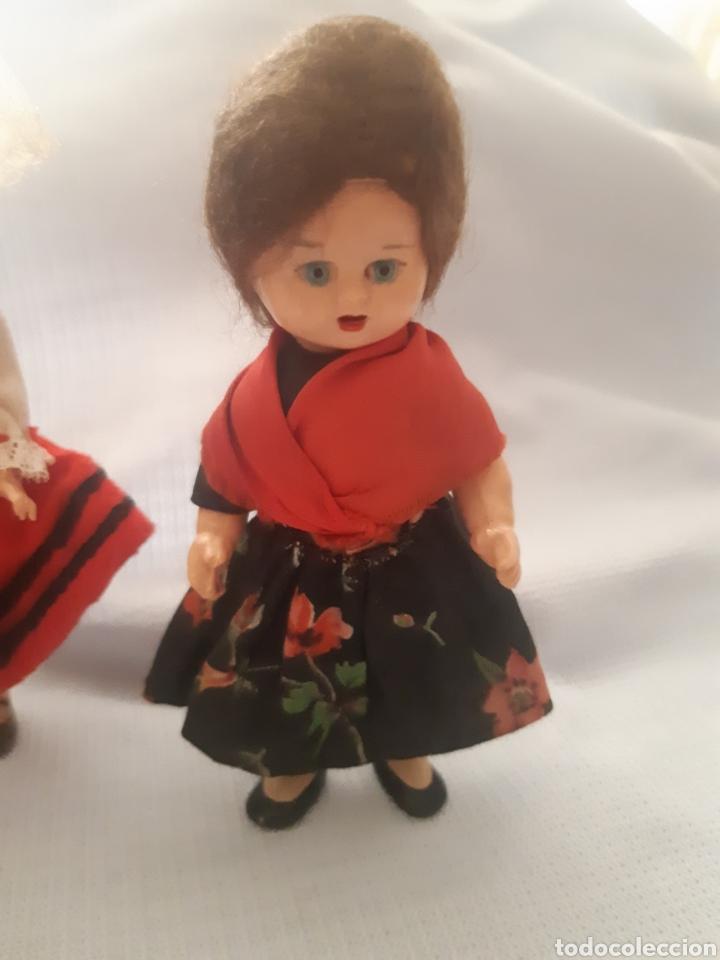Muñecas Españolas Modernas: MUÑEQUITAS CON TRAJES REGIONALE - Foto 5 - 210037556