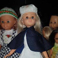 Bonecas Espanholas Modernas: MUÑECA SORAYA DE JESMAR ENFERMERA. Lote 210064585