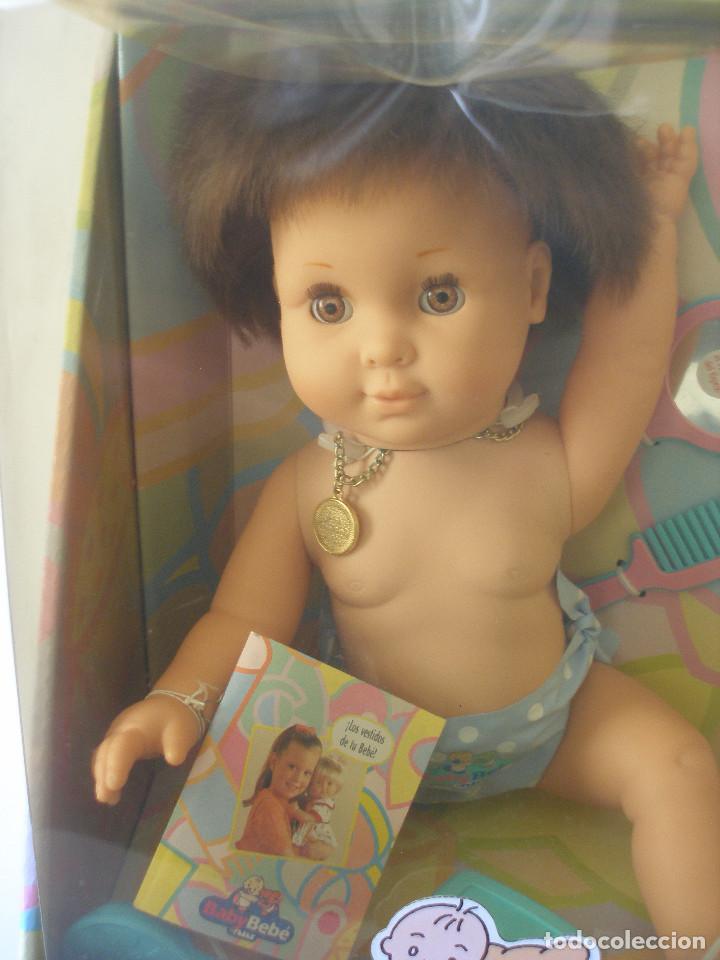 Muñecas Españolas Modernas: Baby bebé Feber 1990 nuevo en caja - Foto 8 - 209731081