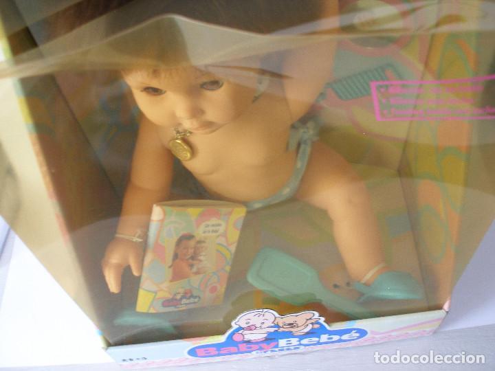 Muñecas Españolas Modernas: Baby bebé Feber 1990 nuevo en caja - Foto 10 - 209731081
