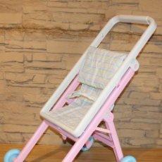 Muñecas Españolas Modernas: SILLA BABY DE BABY FEBER - SILLITA CARRITO CAMBIADOR - PLEGABLE Y CONVERTIBLE - NUEVO A ESTRENAR. Lote 211673046