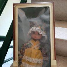 Muñecas Españolas Modernas: MUÑECA LINA DURPE. ANTIGUA, ESPAÑOLA. CAJA ORIGINAL. Lote 211724840