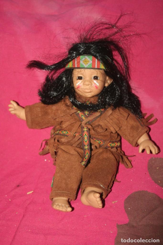 Muñecas Españolas Modernas: muñeco muñeca gestito d anton india - Foto 2 - 213905302