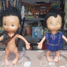 Muñecas Españolas Modernas: MUY DIFÍCIL TIKO Y TAKA DE VICMA. Lote 214606270