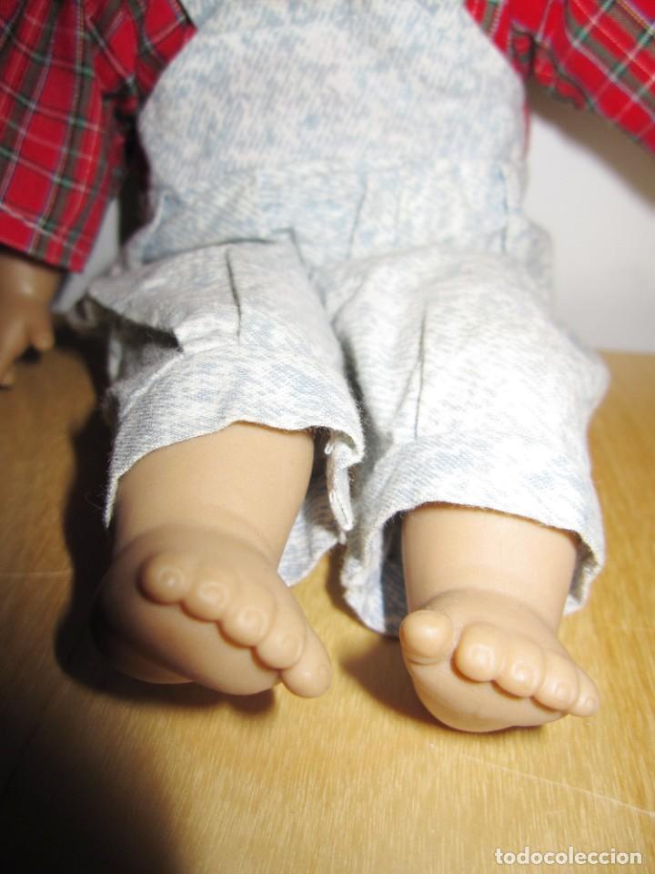 Muñecas Españolas Modernas: Muñeco vintage bebe gesto Anton Jos? - Foto 4 - 214915696