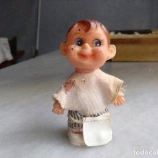 Muñecas Españolas Modernas: MUÑECO GRACIOSO DE LOS AÑOS 60-70. Lote 216368523