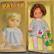 Bambole Spagnole Moderne: PATOSO DE VICMA,CAJA ORIGINAL,FUNCIONANDO AUNQUE SE ATASCA Y HAY QUE AYUDARLO .. Lote 219237003