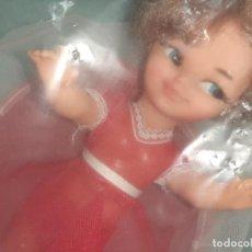Muñecas Españolas Modernas: ANTIGUA MUÑECA AÑOS 70-80 -NUEVA EN SU CAJA DE ORIGEN.SIN ABRIR- VER FOTOS DESCRIPCION. Lote 221153015
