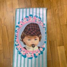 Bonecas Espanholas Modernas: MUÑECO ANTIGUO GERMAN DE NOVOGAMA CON CHUPA CHUPS. Lote 221726460