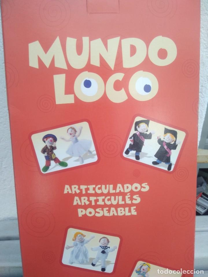 Muñecas Españolas Modernas: Muñeca mundo loco de quiron articulada - Foto 5 - 221928298