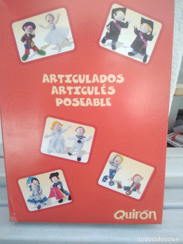 Muñecas Españolas Modernas: Muñeca mundo loco de quiron articulada - Foto 6 - 221928298