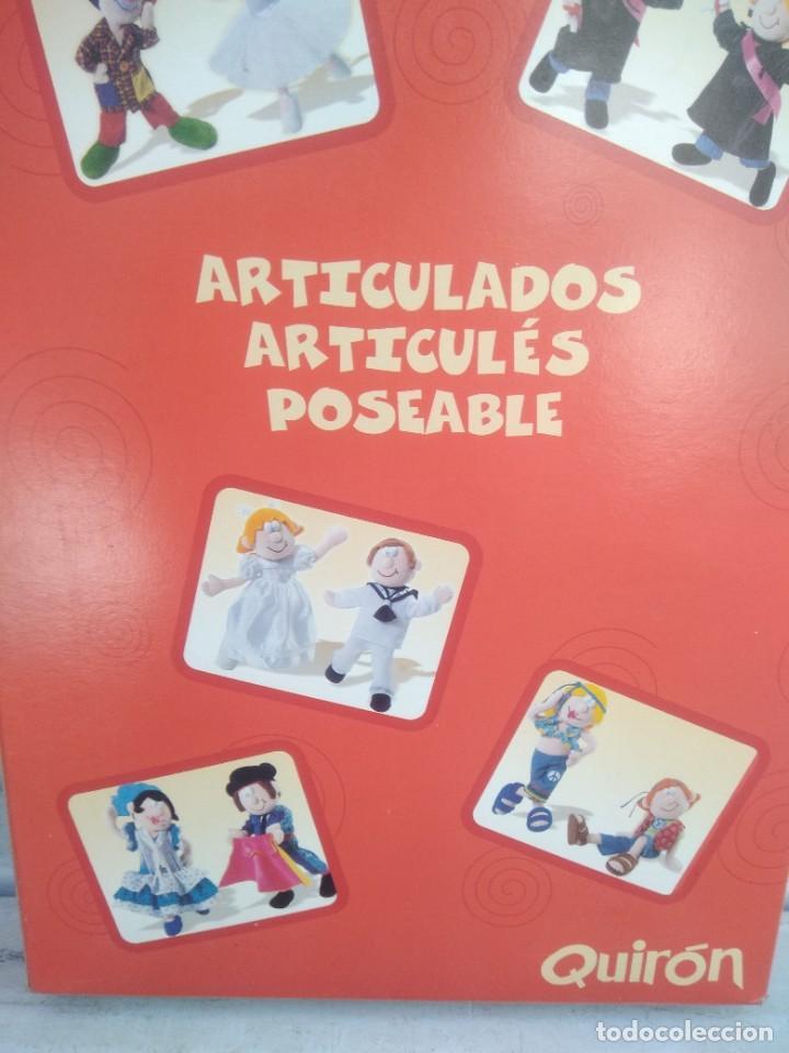 Muñecas Españolas Modernas: Muñeca mundo loco de quiron articulada - Foto 6 - 221928741