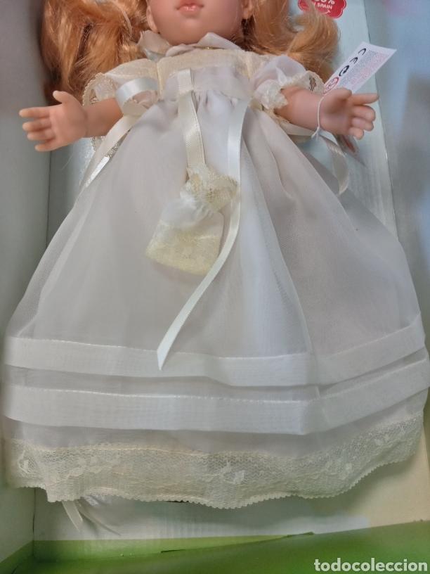 Muñecas Españolas Modernas: Muñeca Paola Reina Comunion. Nunca ha salido de la caja. Precioso vestido. - Foto 4 - 222031098