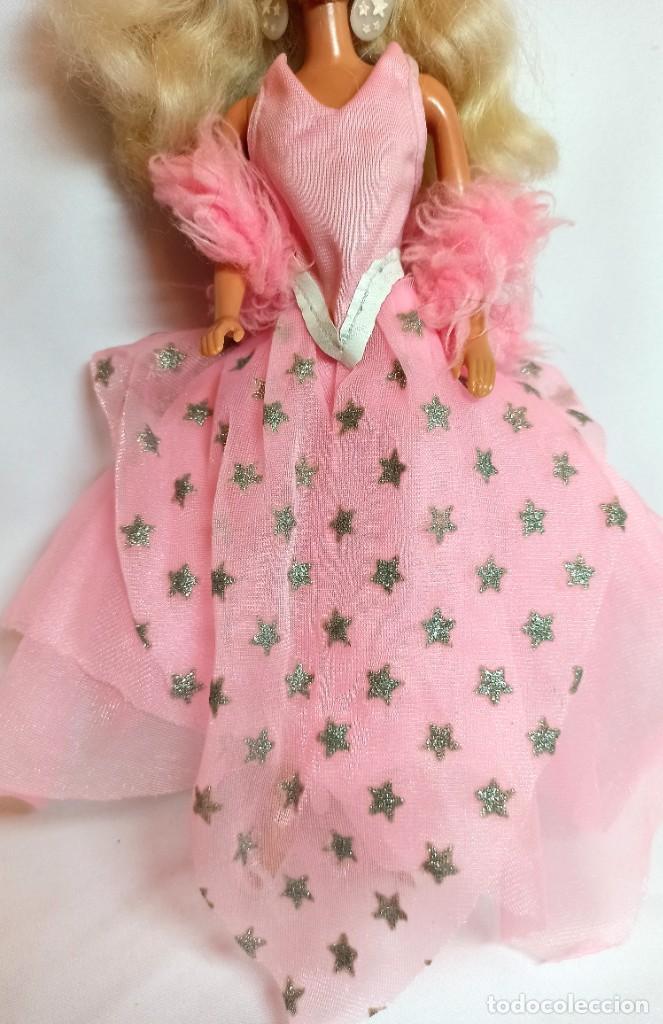 Muñecas Españolas Modernas: Muñeca Coleccion Nº622 Barbie super star SPAIN - Foto 3 - 222493461