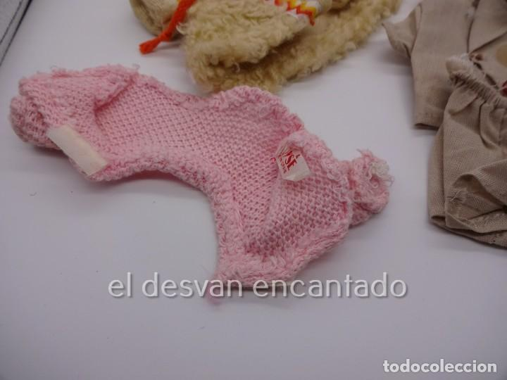 Muñecas Españolas Modernas: MOCOSIN de TOYSE. Lote ds muñecos y varios accesorios y ropa - Foto 5 - 222779821
