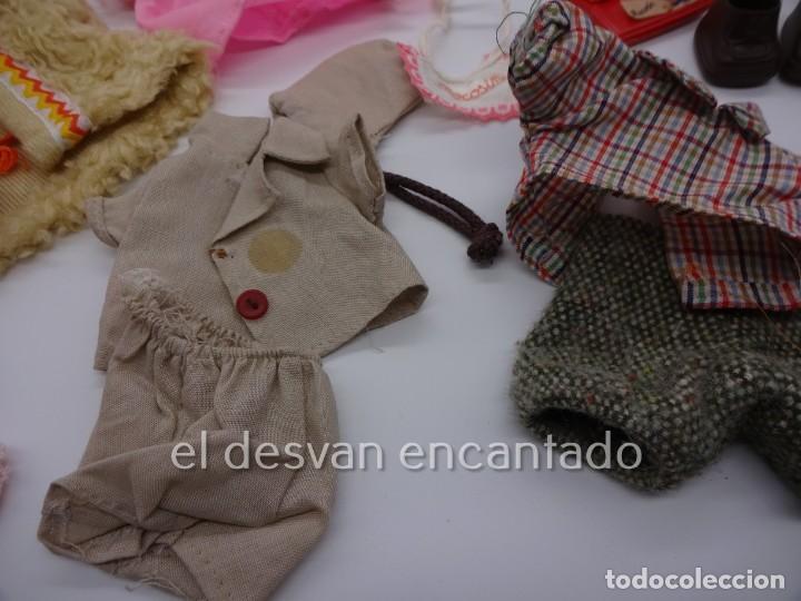 Muñecas Españolas Modernas: MOCOSIN de TOYSE. Lote ds muñecos y varios accesorios y ropa - Foto 6 - 222779821