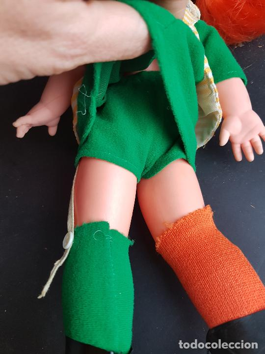 Muñecas Españolas Modernas: muñeca pipi calzas largas toyse años 70 - Foto 4 - 223641442