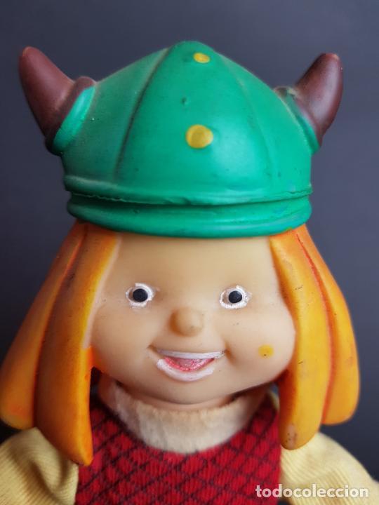 Muñecas Españolas Modernas: muñeco vickie wickie el vikingo a cuerda feber - Foto 2 - 223850426