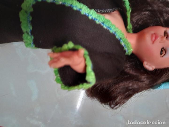 Muñecas Españolas Modernas: muñeca fanny de vicma años 70 castaña reflejos caoba oscuro en muy buen estado - Foto 7 - 224945458