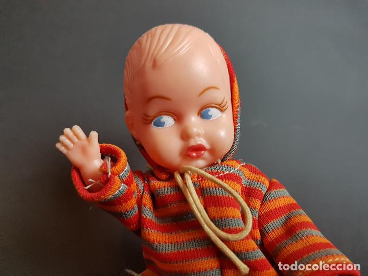 Muñecas Españolas Modernas: muñeco bebe años 60 - Foto 2 - 225624232