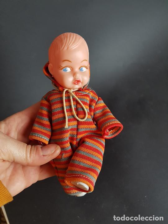 MUÑECO BEBE AÑOS 60 (Juguetes - Otras Muñecas Españolas Modernas)
