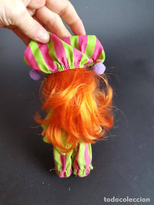 Muñecas Españolas Modernas: muñeca pocas pecas de feber mini años 80 bufon - Foto 4 - 225624540