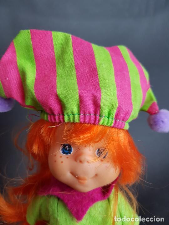 Muñecas Españolas Modernas: muñeca pocas pecas de feber mini años 80 bufon - Foto 5 - 225624540