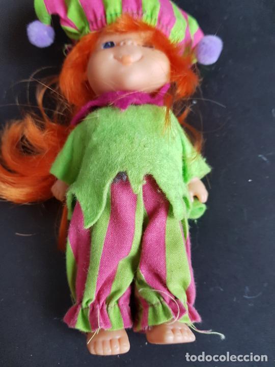 Muñecas Españolas Modernas: muñeca pocas pecas de feber mini años 80 bufon - Foto 3 - 225624540