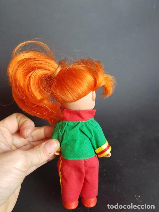Muñecas Españolas Modernas: muñeca pocas pecas mini de feber circo - Foto 5 - 225624820