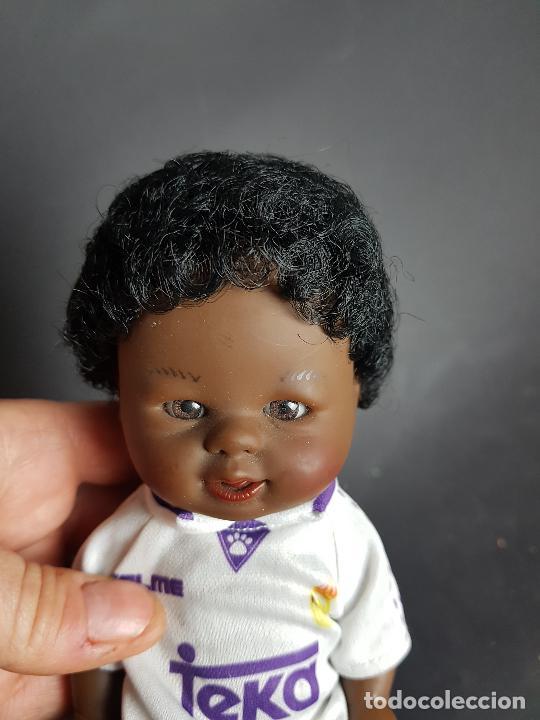 Muñecas Españolas Modernas: muñeca carmen gonzalez real dnenes madrid muñeco niño negrito - Foto 2 - 225627300